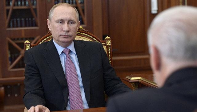 Путин согласился назапуск высокопроходимого автомобиля скорой помощи