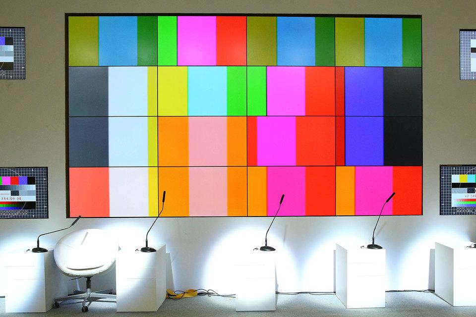 Вконкурсе поизмерению ТВ-аудитории поучаствуют TNS итри иных компании