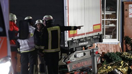 Теракт наярмарке вБерлине совершил беженец— Меркель