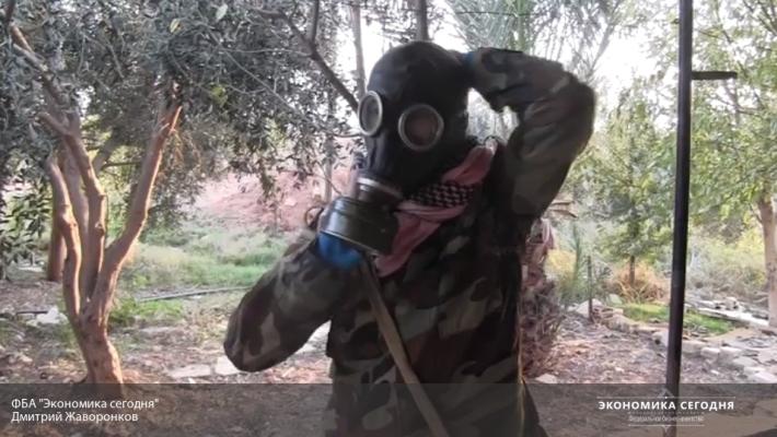 Российская Федерация  возобновила разрушение  хим.  оружия