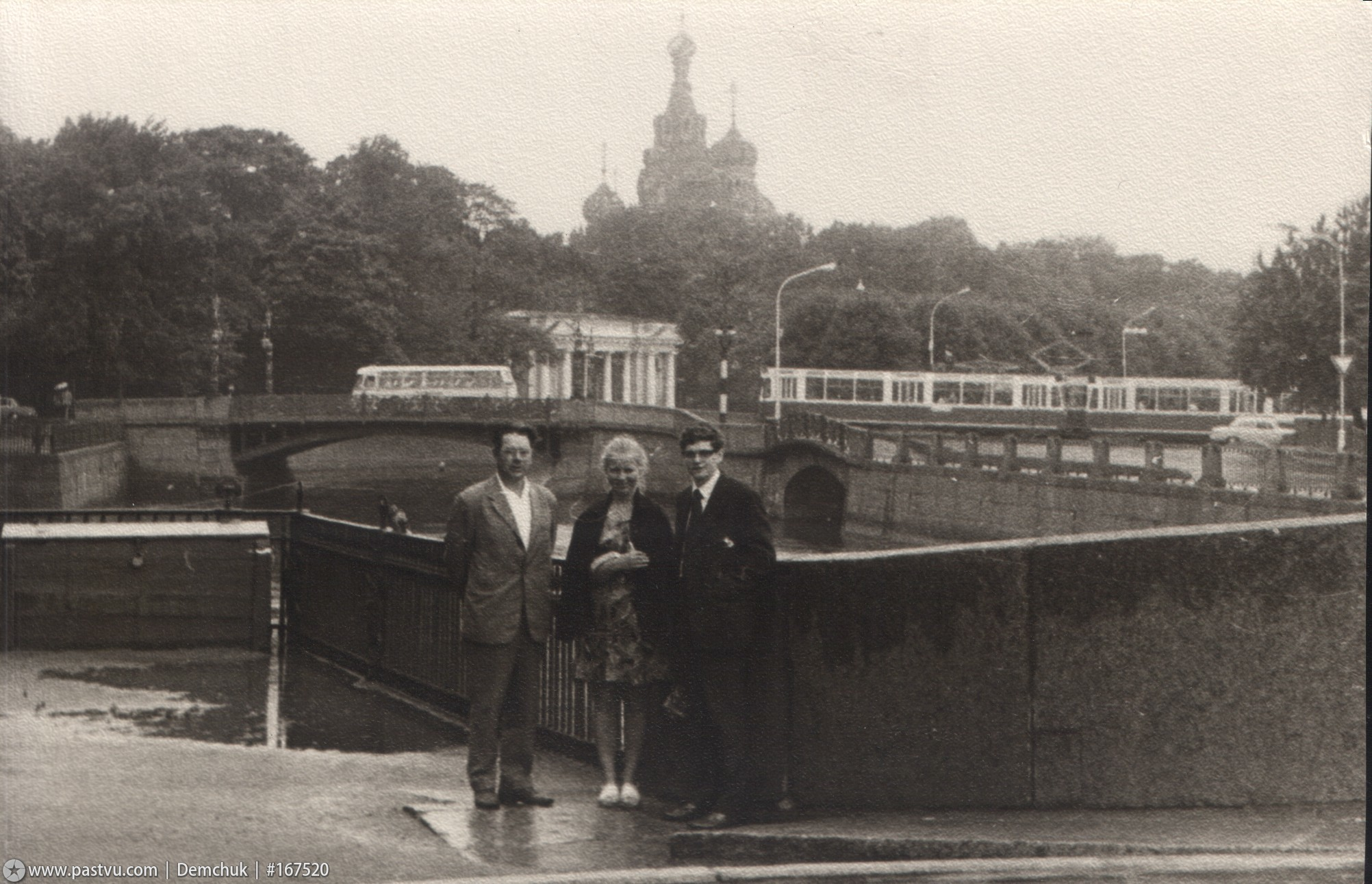 1975 Мойка, павильон Росси.jpg
