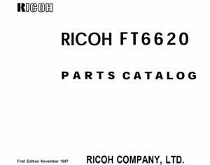 service - Инструкции (Service Manual, UM, PC) фирмы Ricoh - Страница 5 0_1b2a3b_1bcb55a9_orig