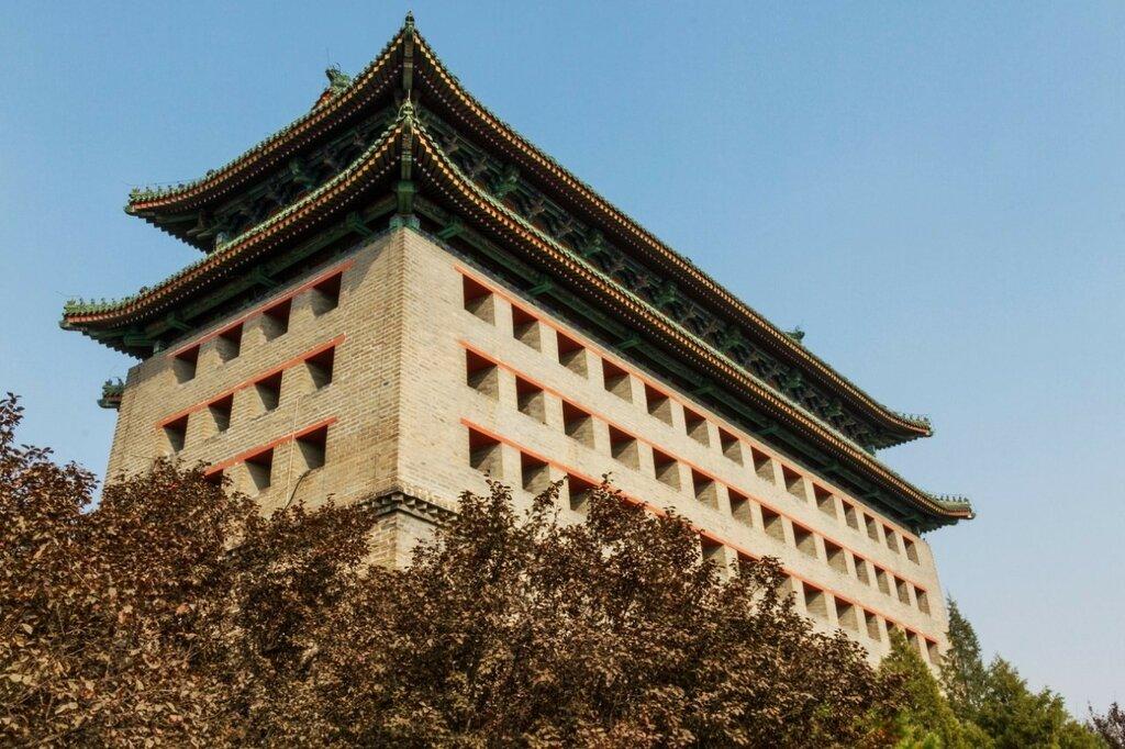 Юго-восточная угловая сторожевая башня, Пекин