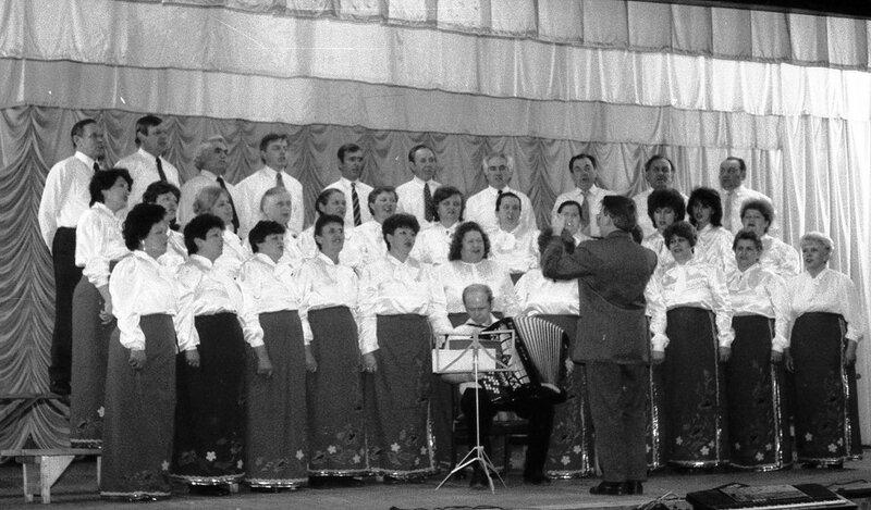 Это нашей истории строки... Хор совхоза Тимирязевский. Фотограф Николай Бродяной.jpg