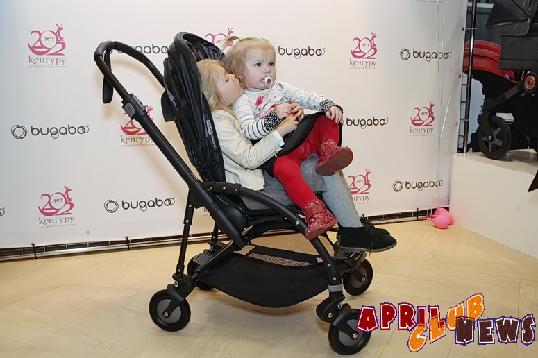 Bugaboo by Diesel: Rock Collection в салоне Кенгуру