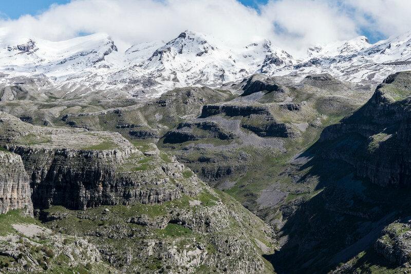 ущелье Мегас Лаккос (Megas Lakkos), гора Тимфи (Timfi)