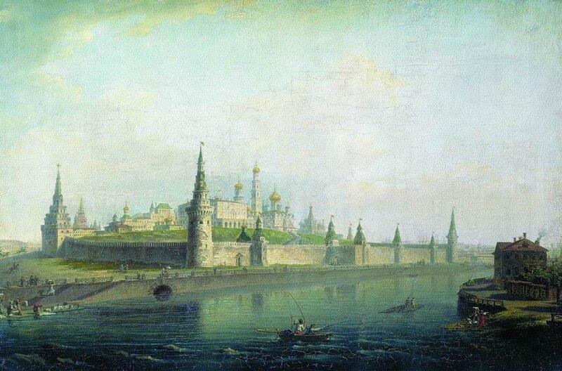 454265 Вид московского Кремля 1819 Воробьев Максим Никифорович.jpg