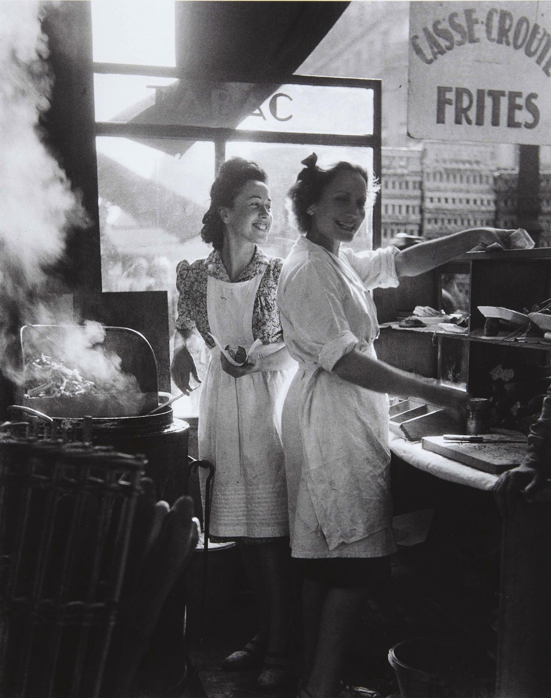 1946. Рю Рамбюто