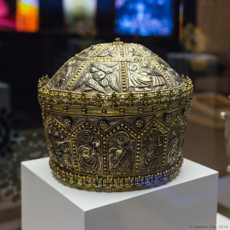 Митра. Киликийская Армения. Мусалер. 1611 г