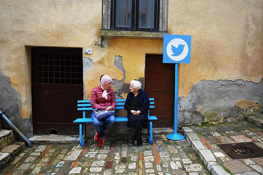 Интернет в жизнь: итальянская деревушка ушла в Web 0.0