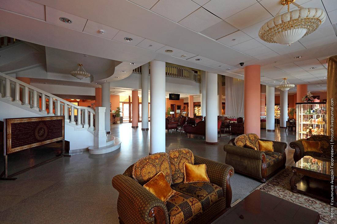 первый этаж фото отель волжская ривьера