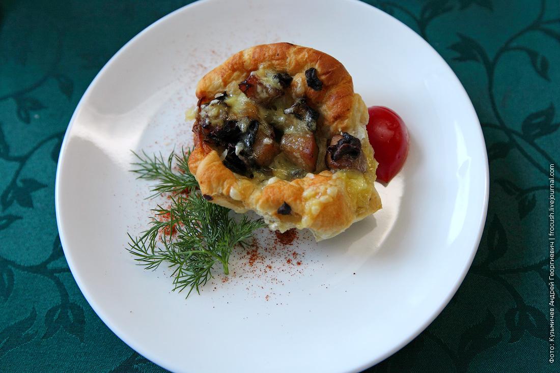 фото блюд ресторана теплохода дмитрий фурманов