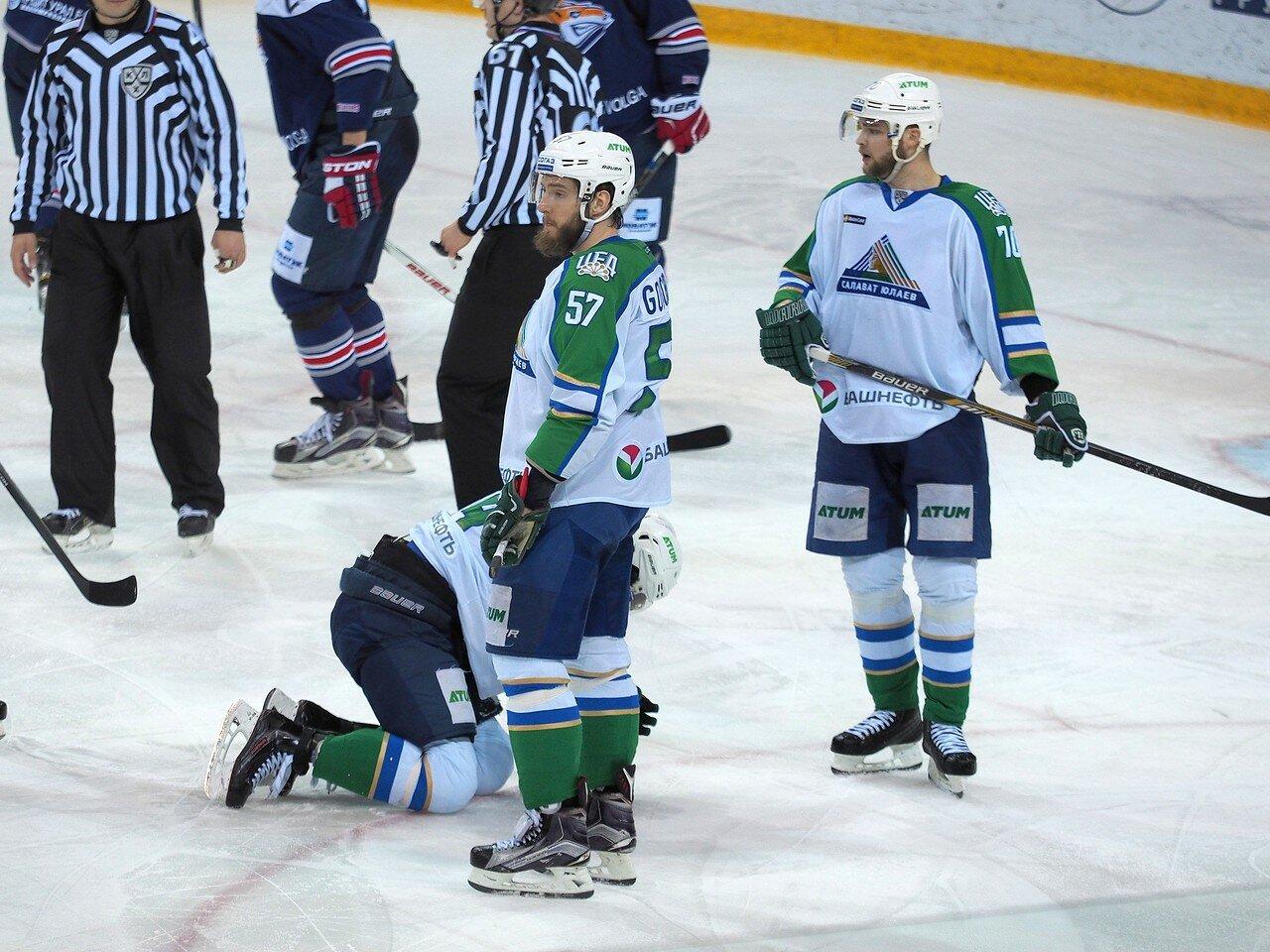 71Плей-офф 2016 Восток Финал Металлург - Салават Юлаев 31.03.2016