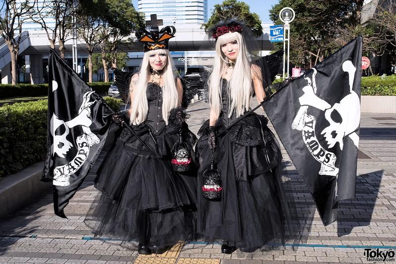 Модно, стильно, молодежно: интересные персонажи на улицах Токио