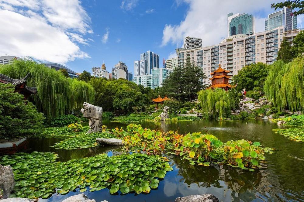 Потрясающие городские пейзажи от Реми Сальва