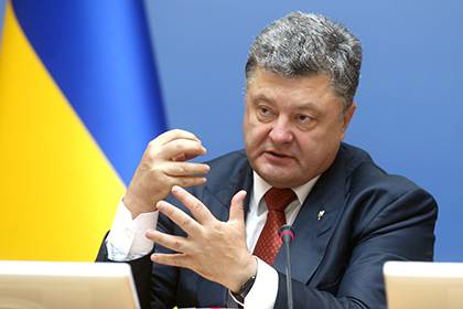 Порошенко: Россия поддержала введение полицейской миссии ОБСЕ на Донбассе. ВИДЕО