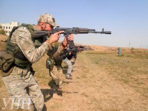 Бойцы ДУК активно и эффективно возростают