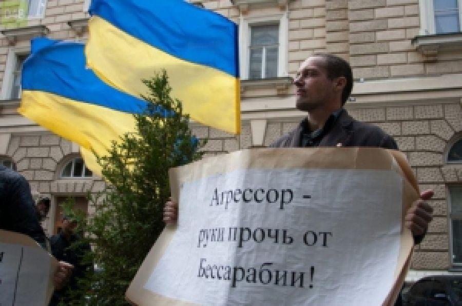 """Активисты """"Пр····о се····а"""" Одессы сорвали сепаратистский съезд"""