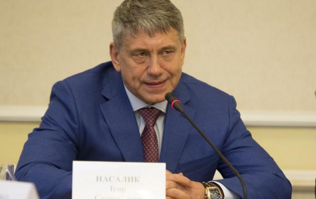 Насалик: Украина откажется отимпорта газа