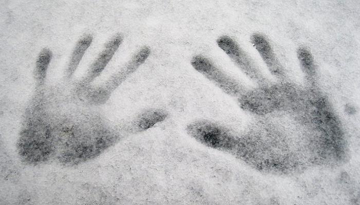 ВОдесской области насмерть замерз напосту украинский пограничник