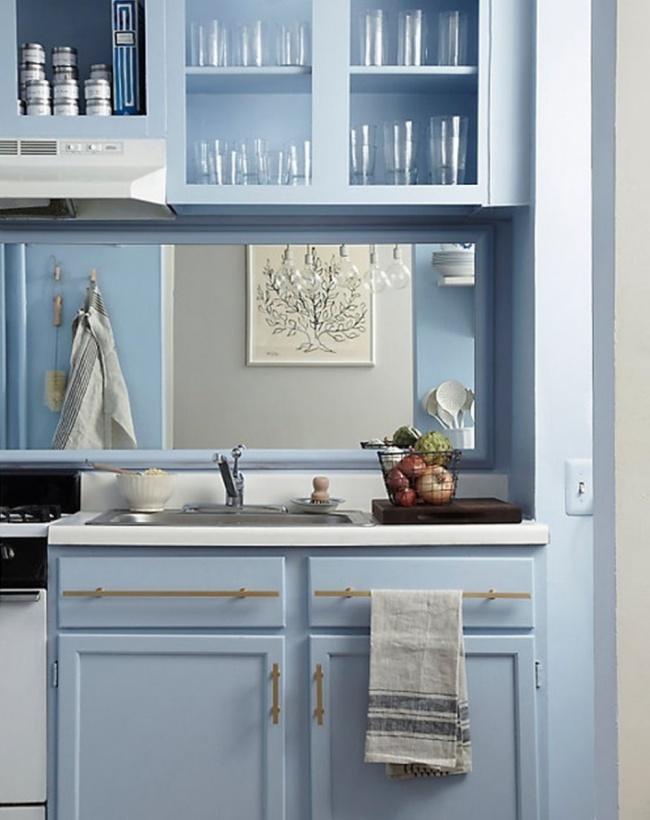 11способов обновить кухню, непотратив никопейки нановую мебель