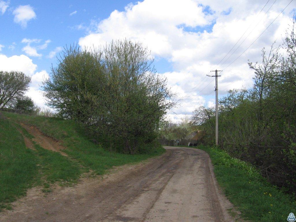 На окраине села Становая