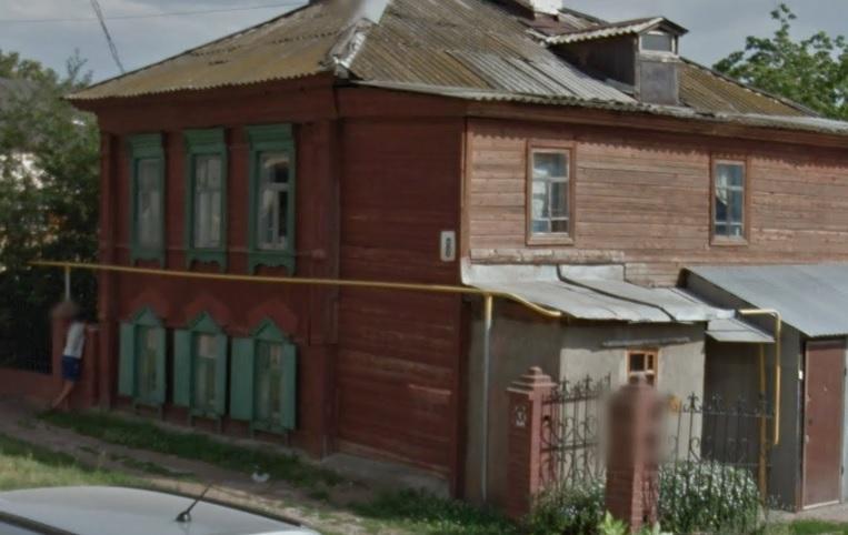Уфимцы требуют признать аварийным дом, основанный  неменее  100 лет назад