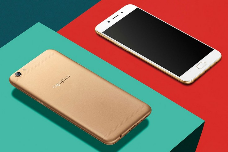 Oppo R9s Plus замечен втесте AnTuTu с6 ГБоперативной памяти