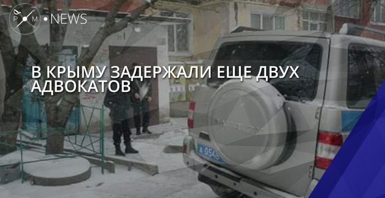 Воккупированном Крыму схвачен юрист Эмиль Курбединов
