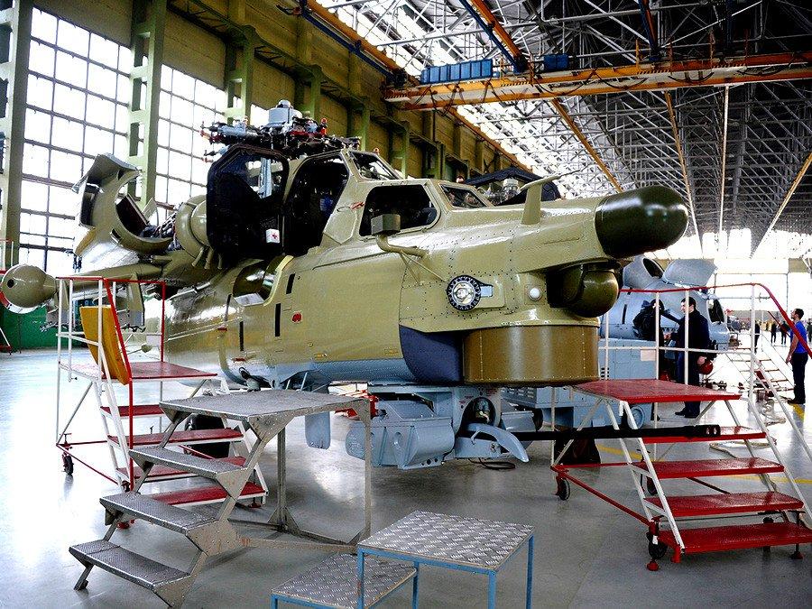 Украина примет участие вработе над российско-китайским вертолетом