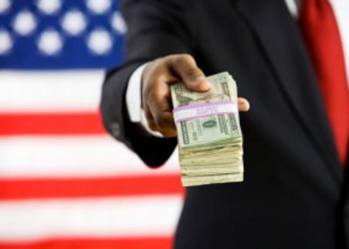 Деньги наветер: США дадут Киеву 54 млн долларов нареформы