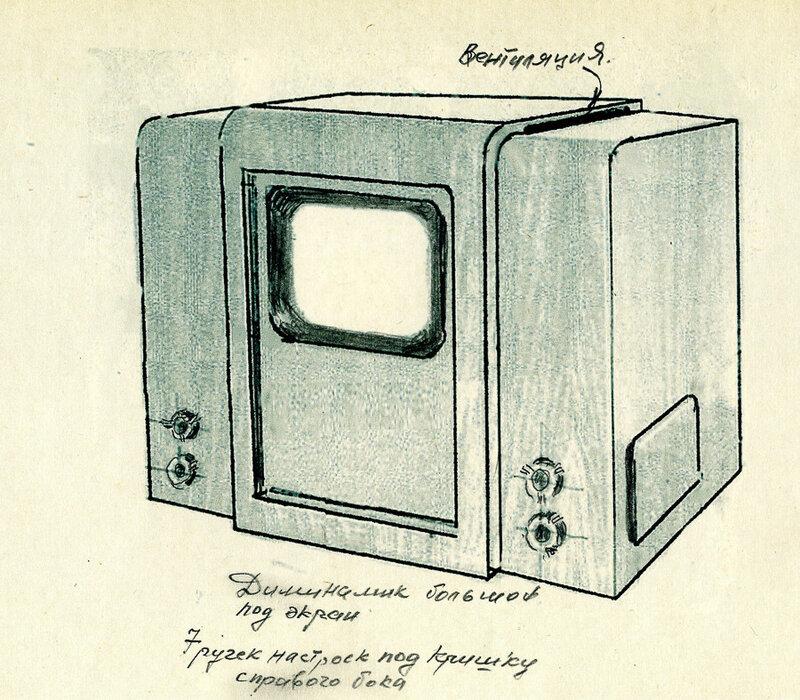 КВН-49 - ПЕРВЫЙ СОВЕТСКИЙ ТЕЛЕВИЗОР