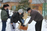 Павлово-Посадское благочиние, приют Никита в Бывалино - встреча весны