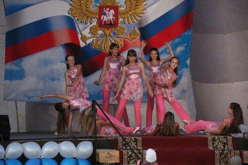 День флага-2016 в Куйбышеве