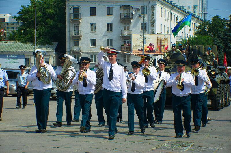 День ВДВ, Саратов, 02 августа 2016 года