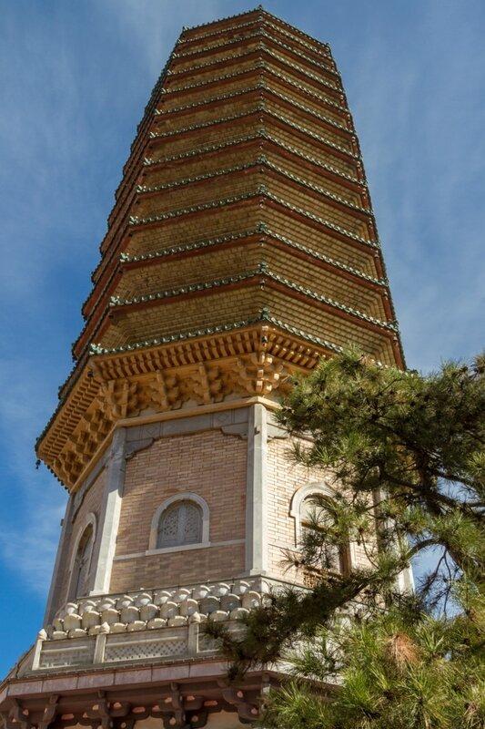 Пагода-реликварий Зуба Будды