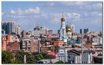 Панорама центральной части Ростова-на-Дону