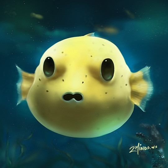 Cute Digital Art by Thiago Lehmann & Luiza McAllister
