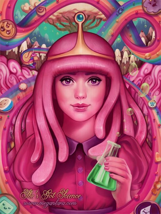 Amazing Illustrations by Megan Lara