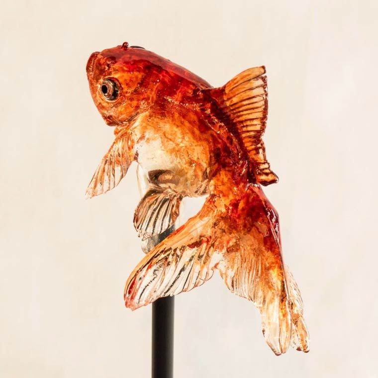 Amezaiku – The ancient Japanese art of realistic animal lollipops (14 pics)
