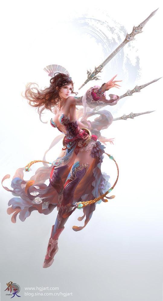 Brilliant Digital Art by Guangjian Huang
