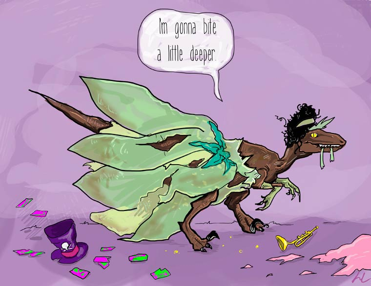 Jurassic Princess - Les Princesses Disney reimaginees en velociraptors…