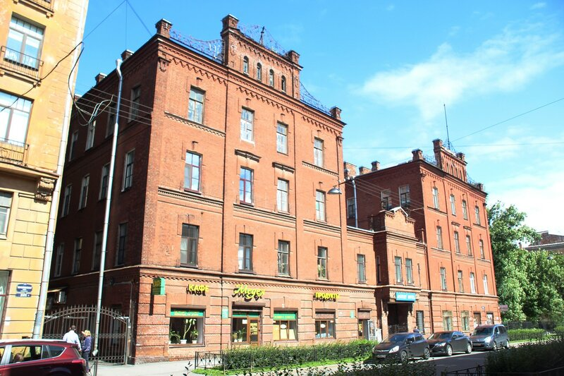 Русско-американская багетная и рамочная фабрика Ч. Гофмана (К. Р. Гофмана).
