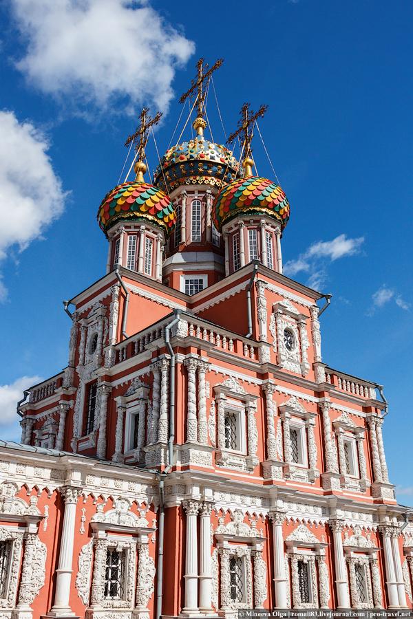 Храм Собора Пресвятой Богородицы (Строгановская церковь)