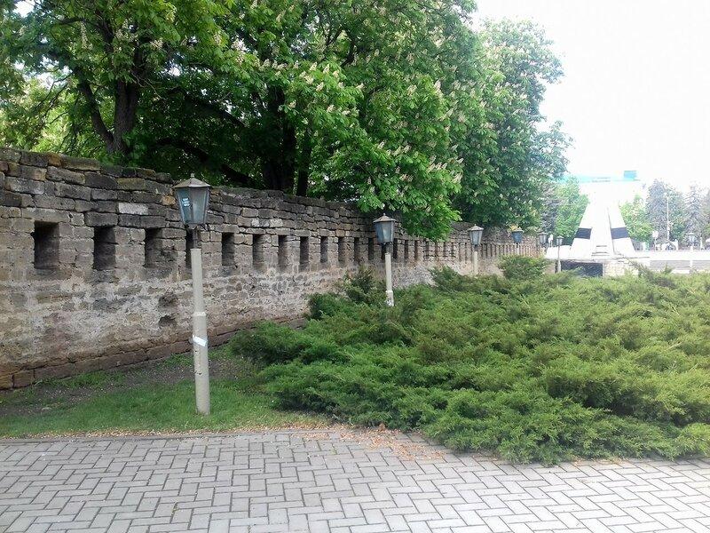 Ставрополь Крепостная гора