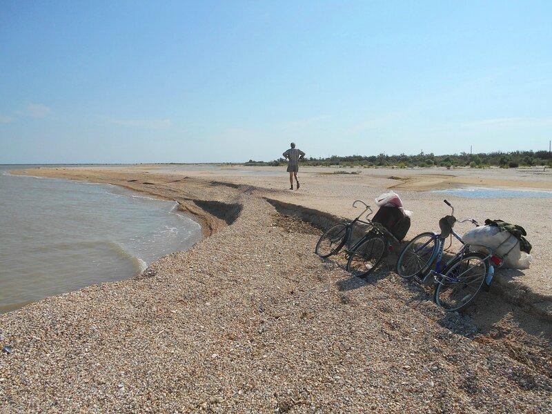 Остановка, на берегу песчаном ... DSCN5662.JPG