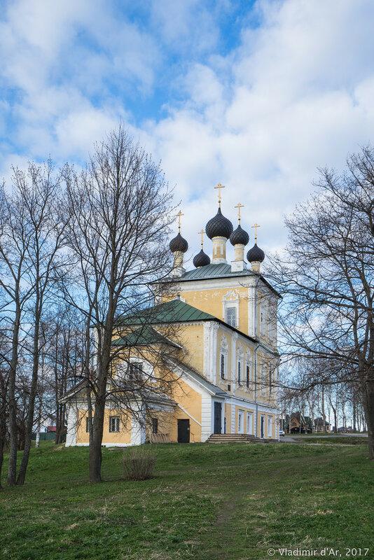 Углич. Церковь Фрола и Лавра.
