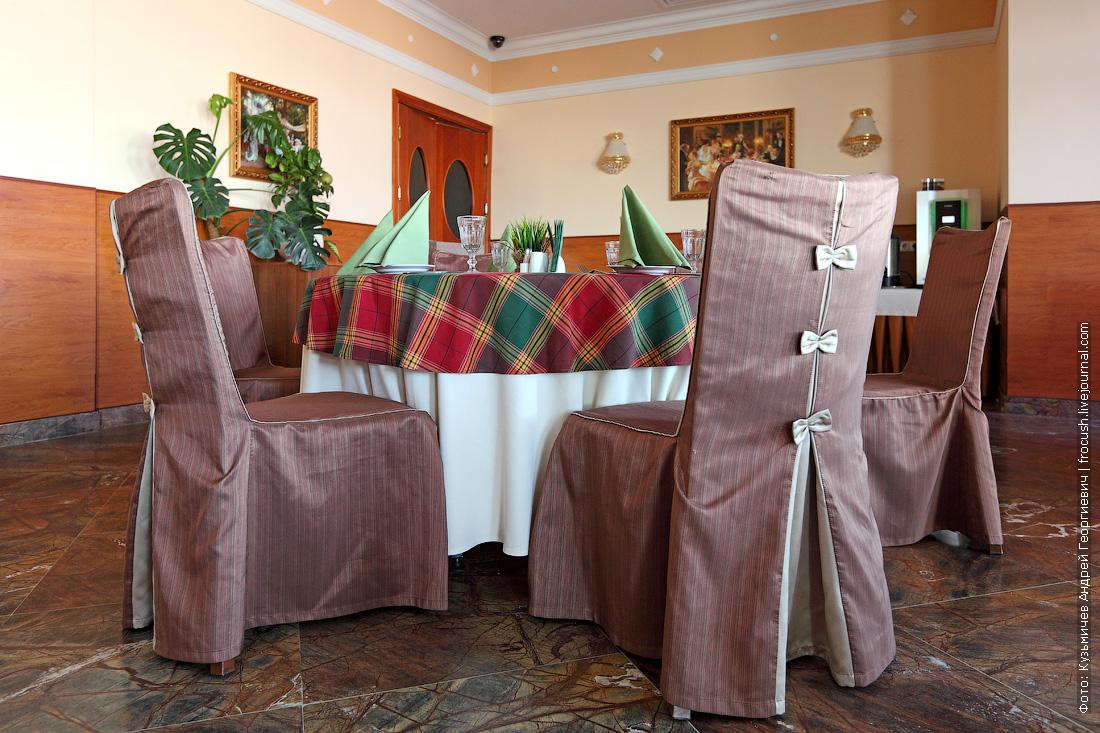 отель волжская ривьера в угличе фотография ресторана