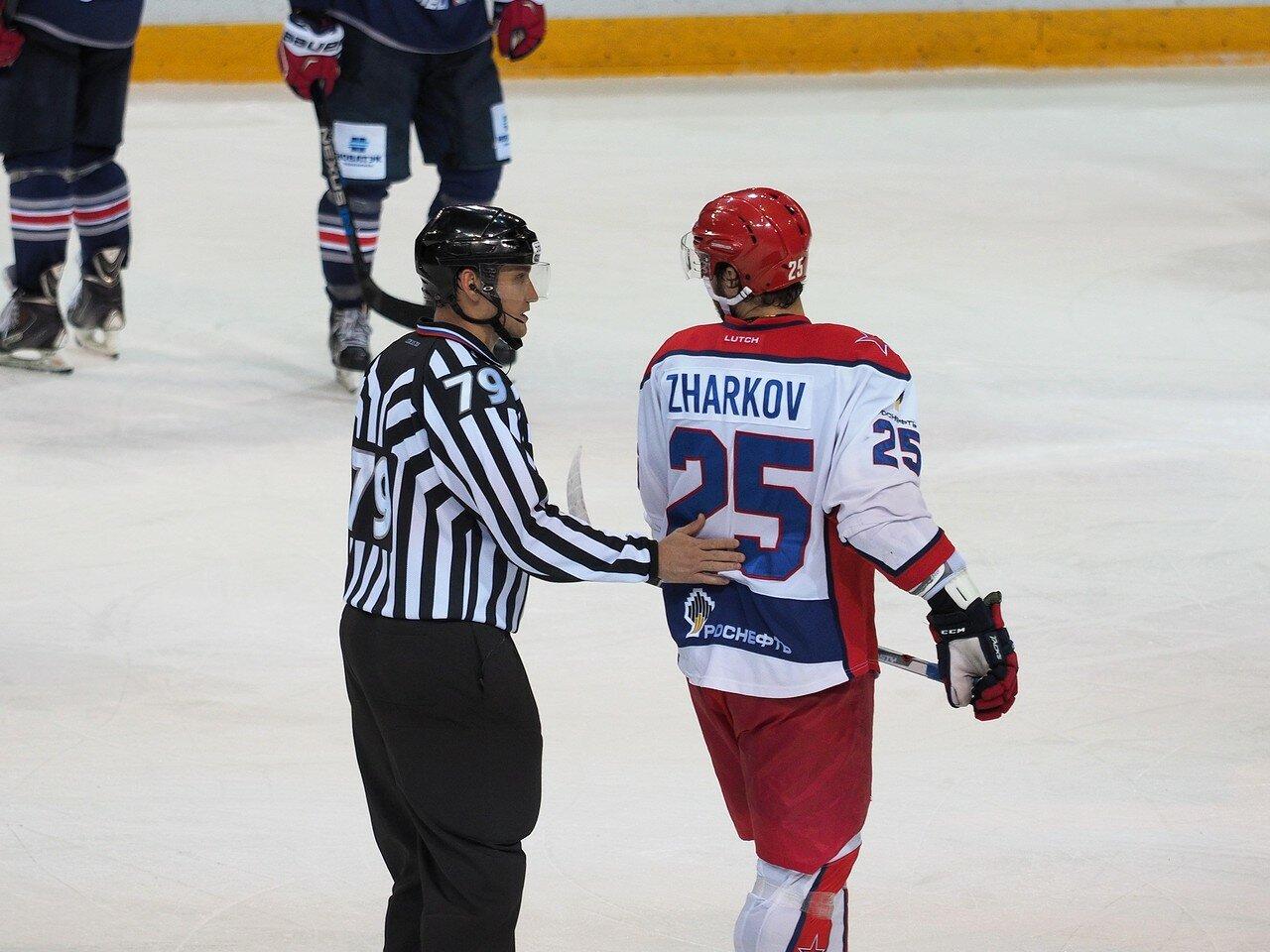 54Плей-офф 2016 Финал Металлург - ЦСКА 11.04.2016