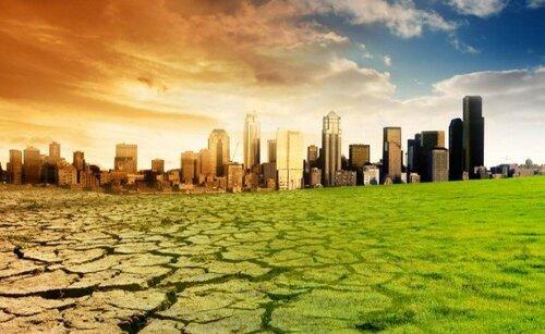 Человек воздействует неблагоприятно на климат Земли